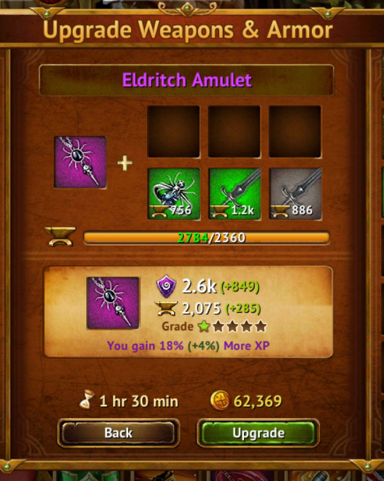 Equipment – Guild Arcana