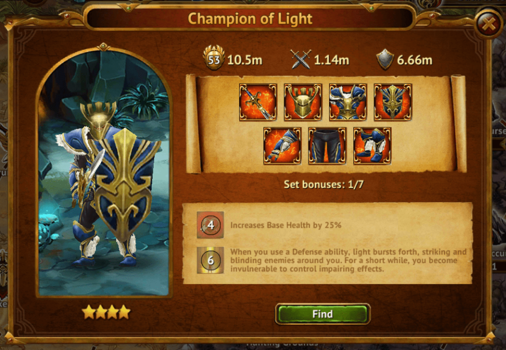 Champion of Light