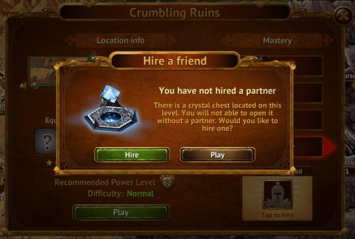 Hire a Friend