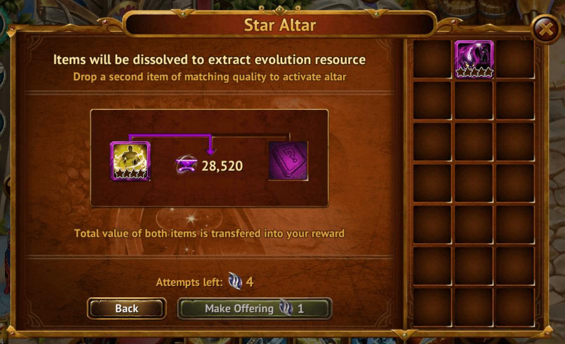 Star Altar – Guild Arcana