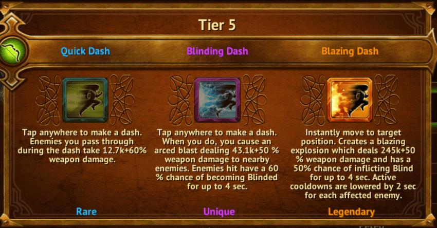 Blazing Dash
