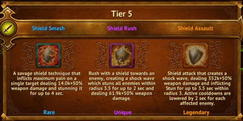 Shield Assault