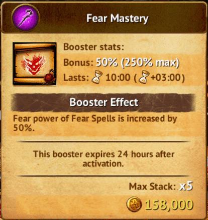 Fear Mastery