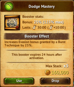 Dodge Mastery