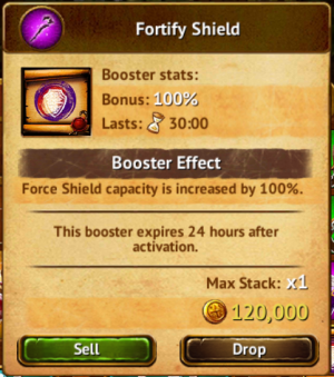 Fortify Shield