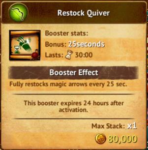 Restock Quiver