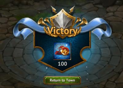 Survival Victory